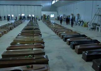 Morti a Lampedusa