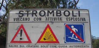 Eruzione Stromboli: recuperato il corpo di Massimo