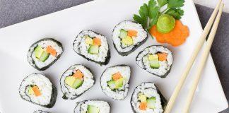 Sushi veg - una ricetta da leccarsi i baffi!