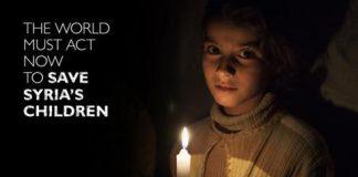 Save The Children racconta il dramma dei bambini siriani (Video)
