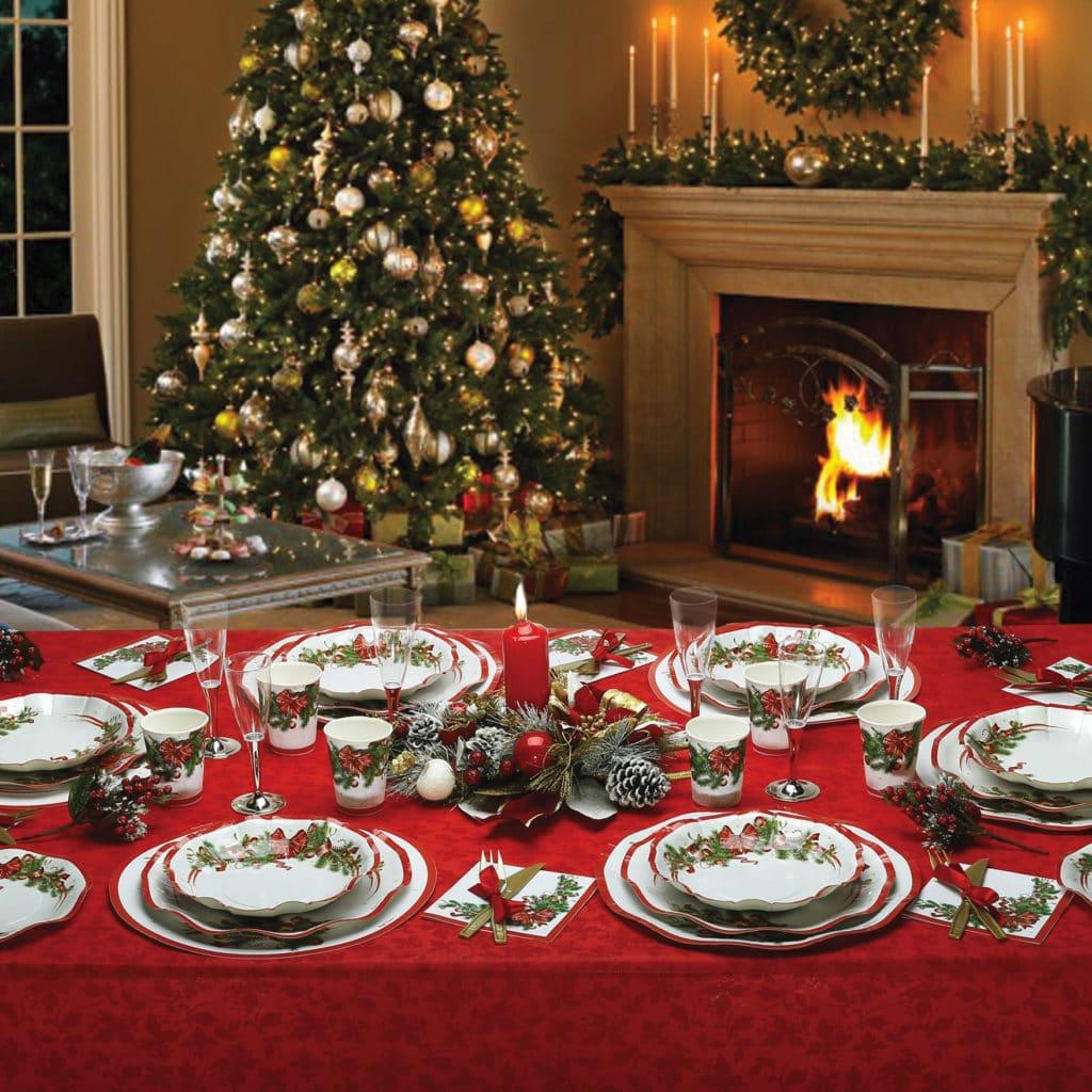 Tavola Per Natale Foto tavola perfetta per natale - quotidianpost