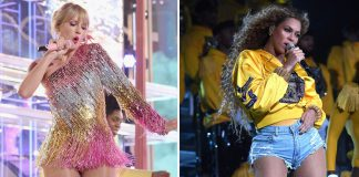 Taylor Swift copia Beyoncé ai BBMAS2019