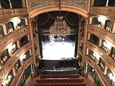 Malta teatro Manoel