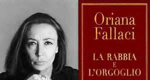 """Oriana Fallaci. """"La Rabbia e l'Orgoglio"""" di un'italiana"""