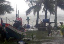 Thailandia: tempesta tropicale in arrivo