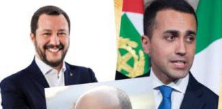 TRE UOMINI & NESSUNA LAUREA: Salvini