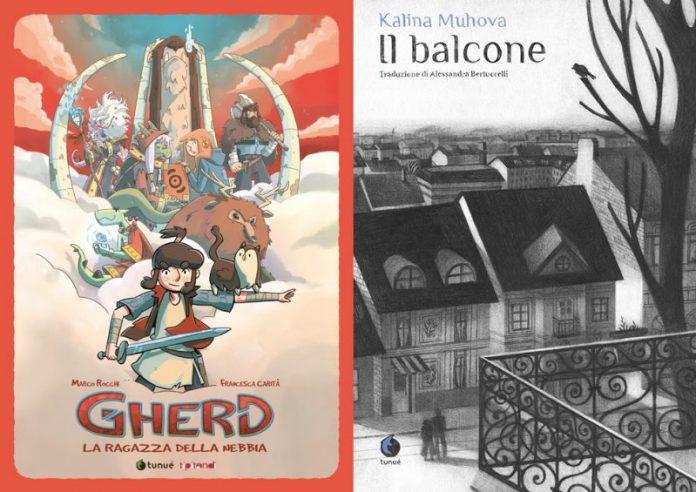 Tunué   Graphic novel e picture book   Le novità