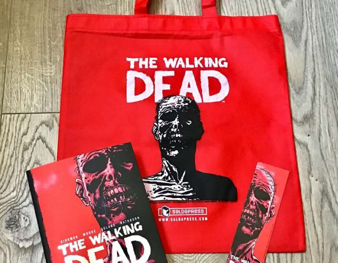 The Walking Dead raccolta: giovedì 25 esce il primo volume della nuova edizione