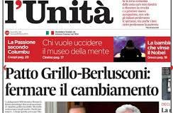 Editoria in crisi: l'Unità non andrà più in stampa