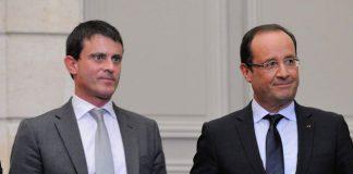Valls incaricato di formare un nuovo governo