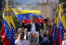 Tensione in Venezuela: Guaidò si autoproclama presidente