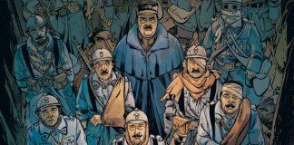 "Mondadori Comics presenta il volume ""La Grande Guerra - Verdun""."
