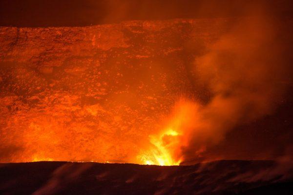 Preoccupa il serbatoio di magma del Vesuvio