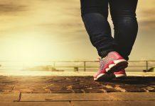 In forma con la camminata