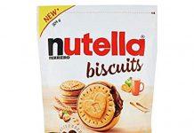 Nutella biscuits zucchero