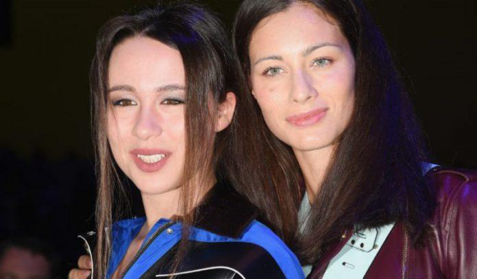 Aurora Ramazzotti e Marica Pellegrinelli