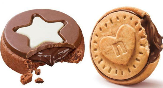 Biscocrema nutella biscuits ingredienti