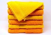 asciugamani di cotone