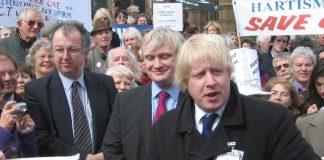 Coronavirus Boris Johnson