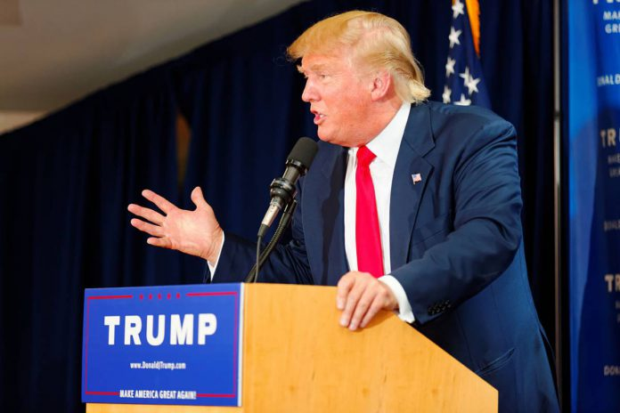 Coronavirus Donald Trump