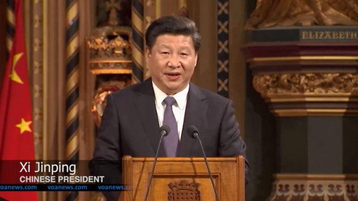 Coronavirus Xi Jinping