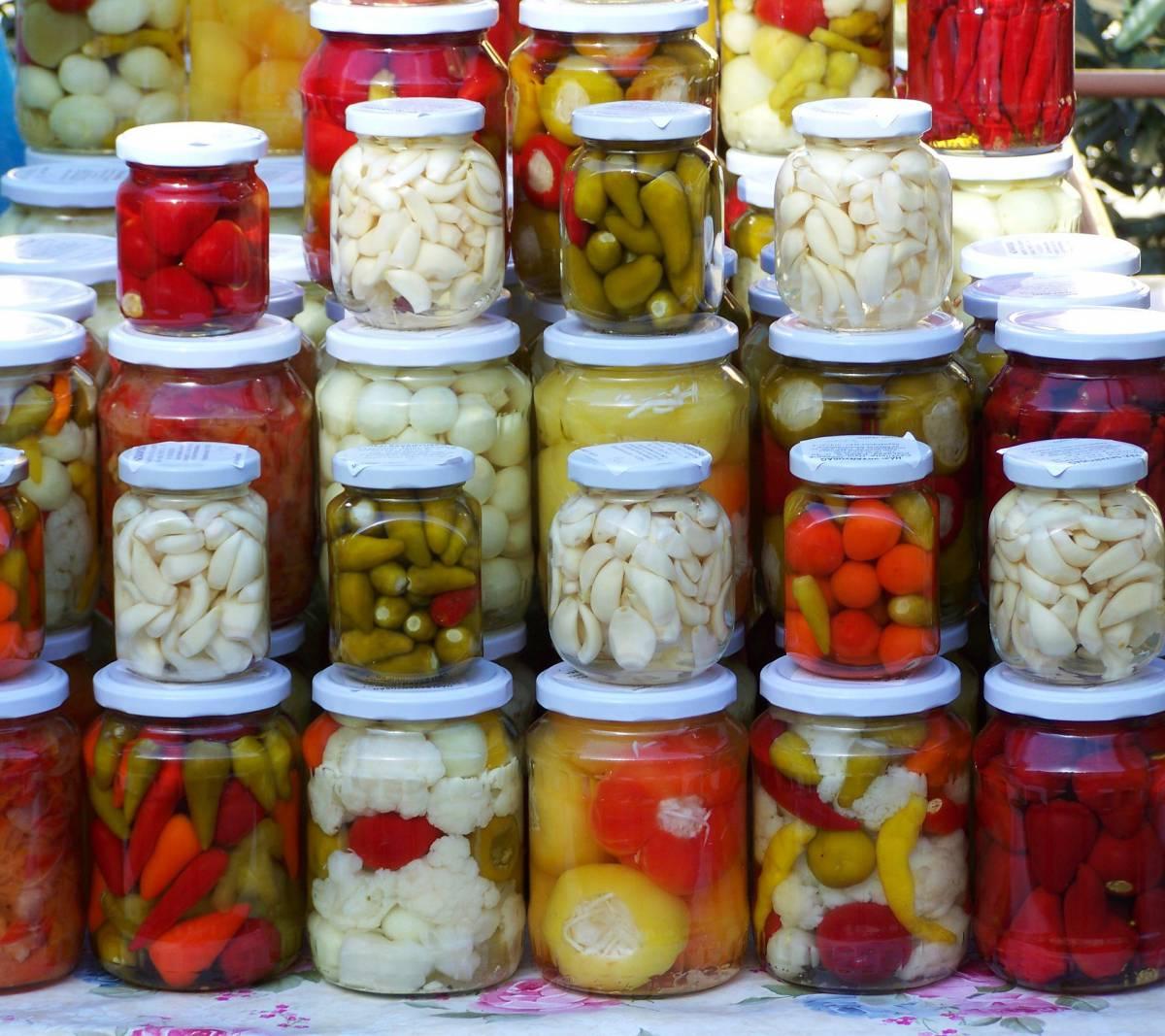 Come Sterilizzare Vasetti Per Conserve come fare le conserve fatte in casa: ricetta dei carciofi