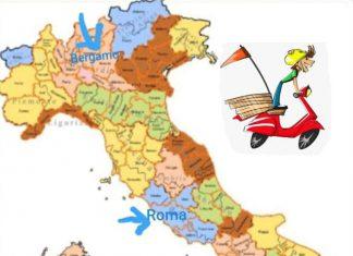 italia consegne domicilio