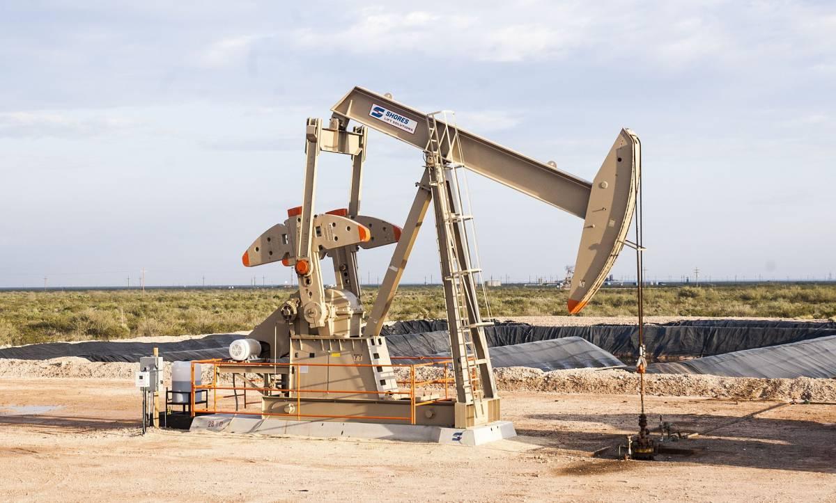Trivella petrolio