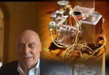 Rolando Pelizza e la macchina sperimentale