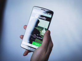 spotify ascoltare musica insieme