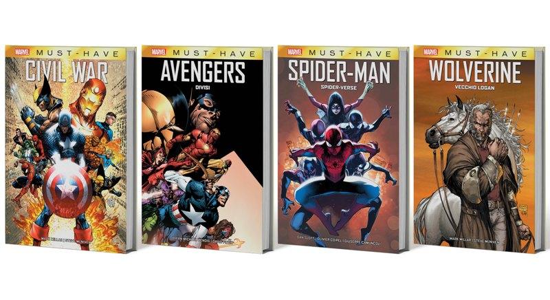 Le più iconiche storie dell'Universo Marvel in un'unica, gra