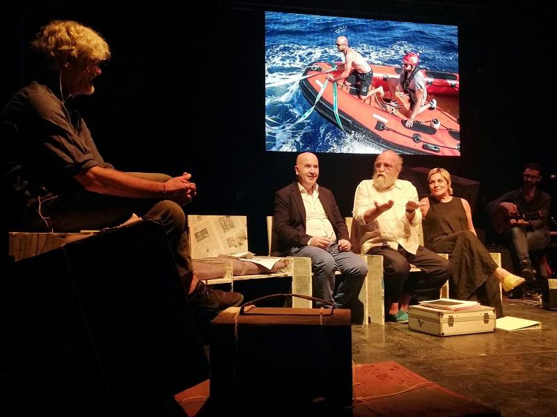 Al Napoli Teatro Festival Italia torna in scena Sala d'attesa