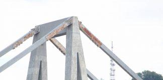 Il ponte di Genova taglia il traguardo