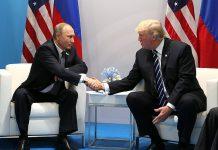 Trump Putin incontro