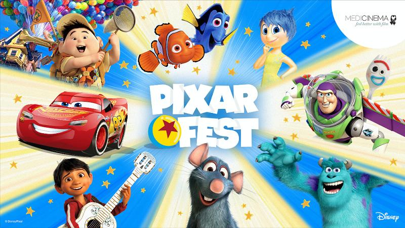 Al Pixar Fest i bozzetti inediti di Buzz Lightyear