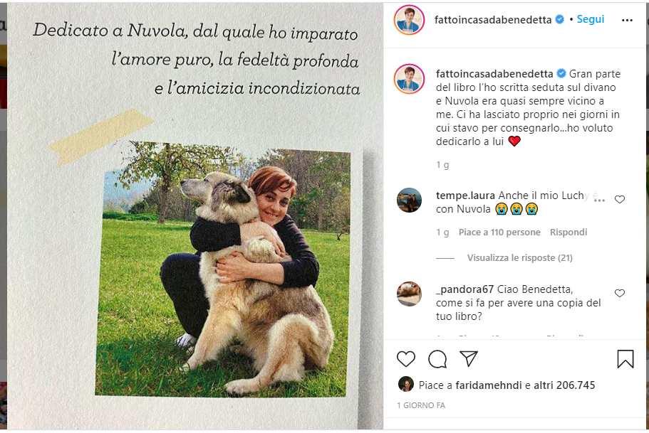 "Benedetta Rossi triste: ""Non leggerò i vostri messaggi"""