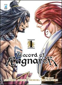 Record of Ragnarok l'attesa è finita