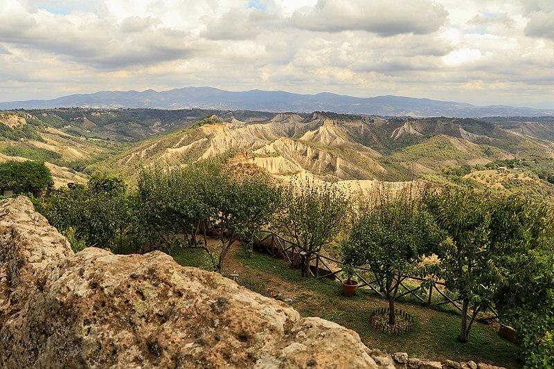 Civita di Bagnoregio candidata Unesco |  una perla di storia e bellezza