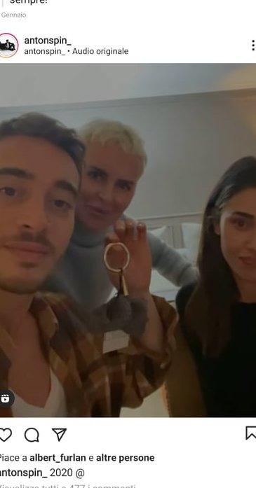 Belén Rodrìguez e Antonino aspettano un bambino? L'indizio che lo svela [FOTO e VIDEO]