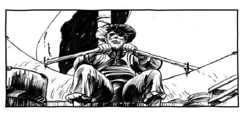 """Il vecchio e il mare"""" diventa un fumetto - Quotidianpost"""